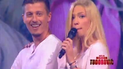 M. Todorovic i Dinca - Moje zlato - Vs - Tv Grand 30.10.2014