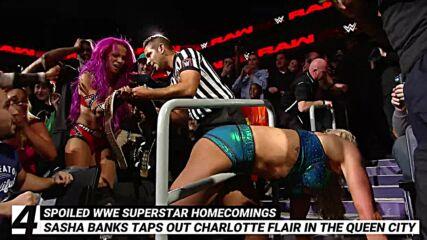 Spoiled WWE Superstar homecomings: WWE Top 10, Sept. 23, 2021