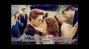 Twilight - I Cant Stay Away