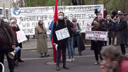 Germany: Several arrested at Querdenken rally in Berlin