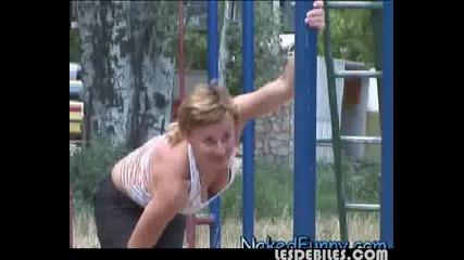 Скрита Камера-Секси Мъжко Дупе