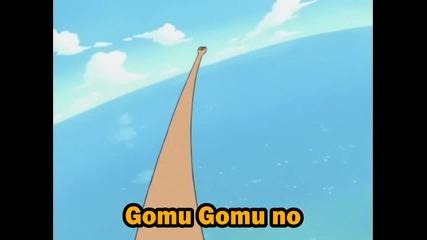 One Piece episode 1 Bg Subs