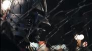 Самурай срещу фрийстайлър ... кой е по добър .