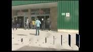 Масови грабежи от магазини в Аржентина
