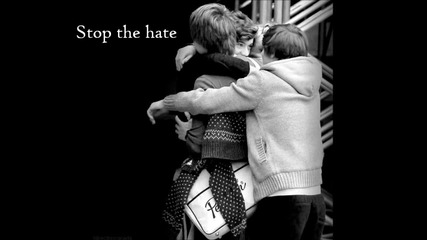 Спрете омразата...за всички фенове на 1d и всички които ги обиждат..:х