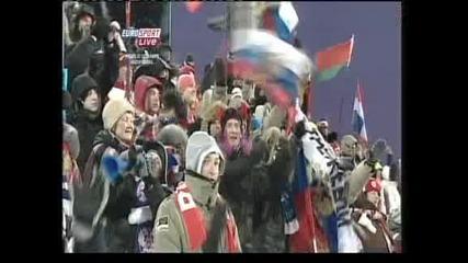 Хелена Екхолм спечели световната титла на 15 км. в Ханти-Мансийск