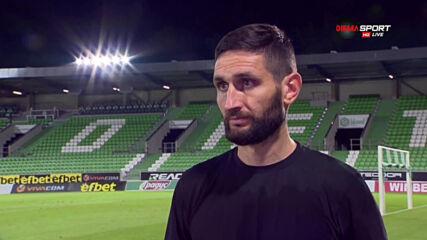 Тунчев: Ще се порадваме малко и почваме да мислим за началото на сезона
