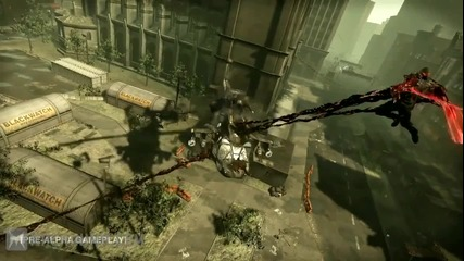 Prototype 2 The Power of Tendrils Trailer [hd]