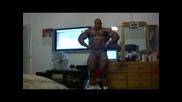 Рони Колман - тежащ 160 килограма - част - 12