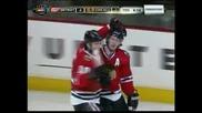 """""""Чикаго"""" падна, но си класира за плейофите в NHL"""
