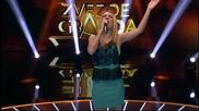 Mila Miletic - Zlatni dan (live) - ZG 2014 15 - 22.11.2014. EM 10.