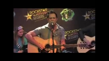 Skillet - Whispers In The Dark (acoustic live)