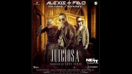 New Juiciosa - Alexis y Fido Ft. J Alvarez - La Escencia