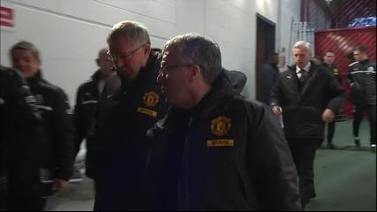 26.12.2012 Манчестър Юнайтед - Нюкасъл Юнайтед 4:3