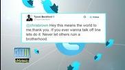 Chris Brown Apologizes to Tyson Beckford
