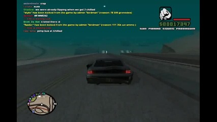 Gta Sa-mp Stunt