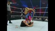 Aj Lee си запазва титлата на дивите - Wwe Night of Champions 2013