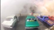 Световен рекорд по Burnout