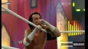Jeff Hardy vs Cm Punk - World Heavyweight Championship Match - Night of champions 2009