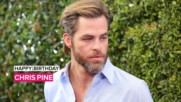 Chris Pine's old school roles you totally forgot about