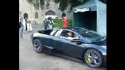 Lamborghini Murcilago Lp640 Carbon Black