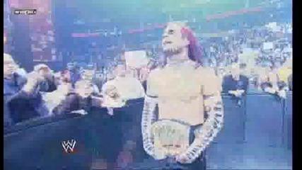 Armageddon Tripleh Vs Jeff Hardy Vs Edge Part2