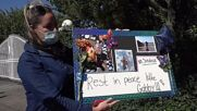 USA: Memorial service held for Gabby Petito in Holbrook