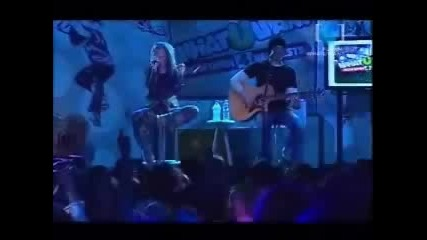 Avril Lavigne - Complicated Live