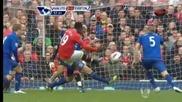 Manchester United 4-4 Everton || Goals ||