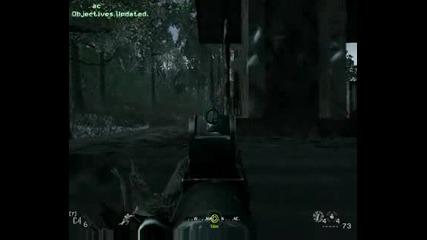 Call Of Duty 4 - Veteran Gameplay