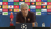 Spain: FC Barcelona's Setien 'calm' ahead of clash against Napoli