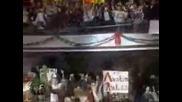 Шон Майкълс срещу Трите Хикса (мач за Европейската титла)