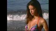 Адрияна Лима - Фотосесия На Плажа