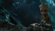 """Бебе Грут е звездата във втория трейлър на """"Пазителите на галактиката vol 2"""""""