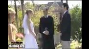 Падания. Сватбена церемония. Смях