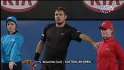 Забавни моменти от спорта - Watts Zap 2012 - Best of Australian Open