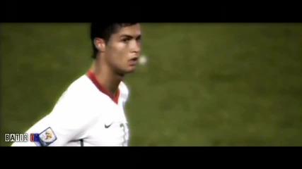 Кристиано Роналдо Най - Добрите моменти в Портогалия