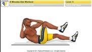 Упражнения за корем- Level 3
