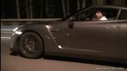 Corvette Zr1 vs Nissan Gtr Revanche