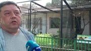 Бебе-тукан се излюпи в зоопарка в София