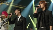 Мblaq- 'if You Come Into My Heart' on Immortal Song 2