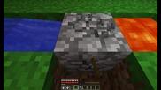 Minecraft Ep.3-регенератор за Cobblestone