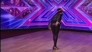 Starlight sings her original song Discipline - The X Factor Uk 2014