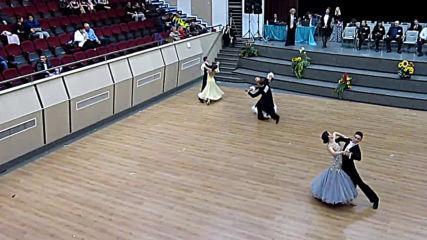 Спортни танци - Купа България, Русе 2019/1