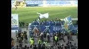Левски - Награждаване 08.06.2009