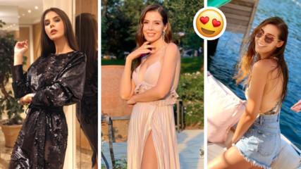 Топ турска красавица от сериалите навърши 36 г., а изглежда като на 26