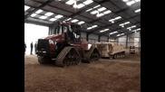 Tank s/y Verijen traktor