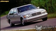 Историята на Mercedes S-клас