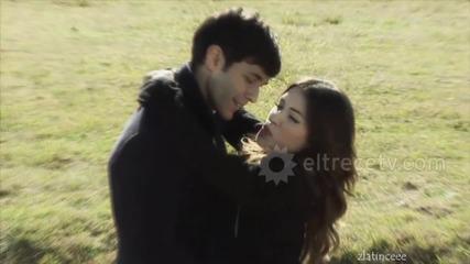 Lali - El amor que asoma ( Lali y Mariano ) + Превод