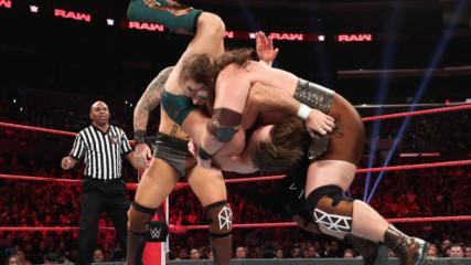The Viking Raiders vs. Russ & Randy Taylor: Raw, June 17, 2019